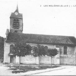 (1) Eglise Les Molières Essonne 91_